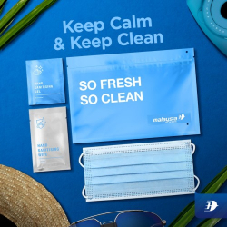 Malaysia Airlines passengers to receive complimentary hygiene kit